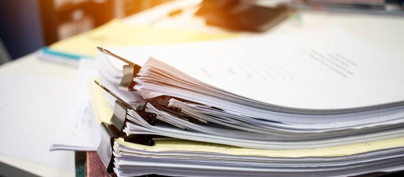 Conoce el procedimiento de digitalización de documentos