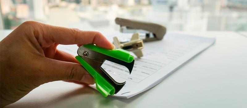 Conoce los 5 pasos para la eliminación de documentos