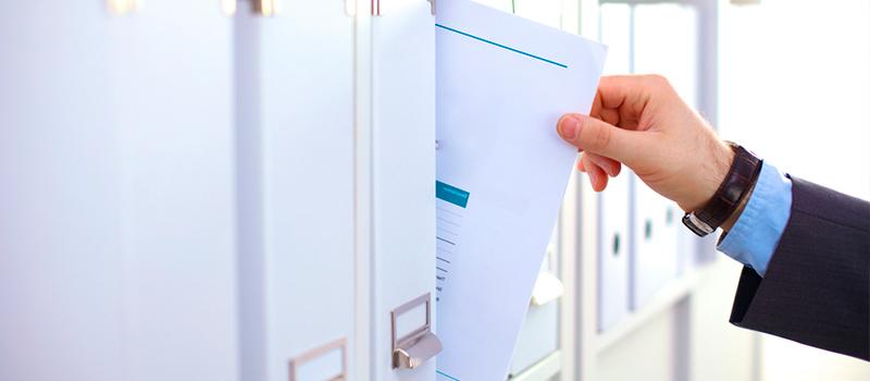 ¿Cómo organizar tus archivos según la Ley General de Archivos?