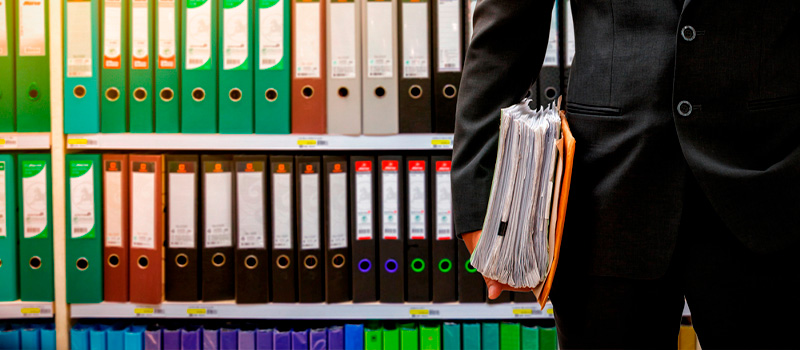 ¿Por qué es importante archivar nuestros documentos?