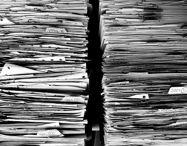 Custodia de archivos, ¿dónde almaceno mi documentación?