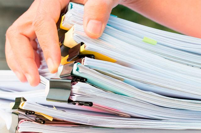 Instrumentos archivísticos: ¿Qué es un cuadro de clasificación documental?
