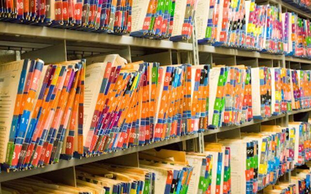 Tipos de archivos y sus documentos