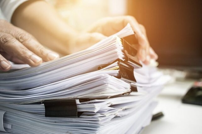 Protección de documentos con información vulnerable