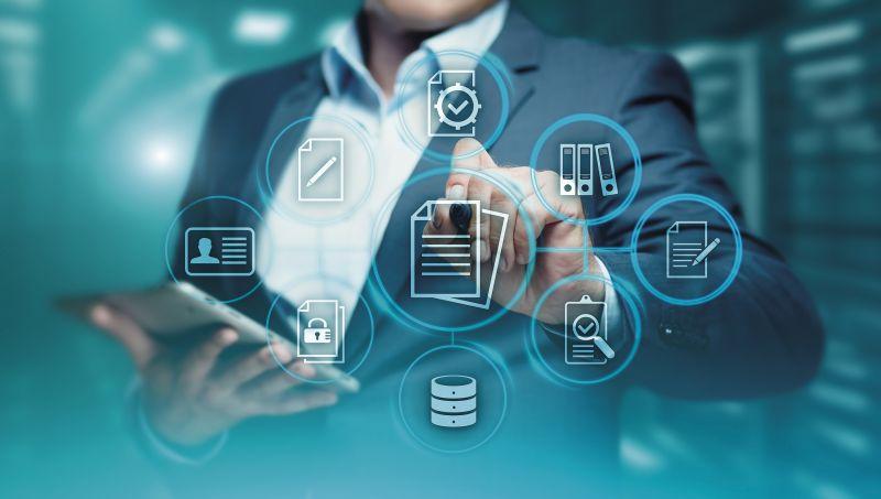 Importancia de la Información en medio electrónico
