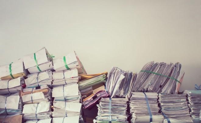 Como realizar bodegaje de documentos en una empresa