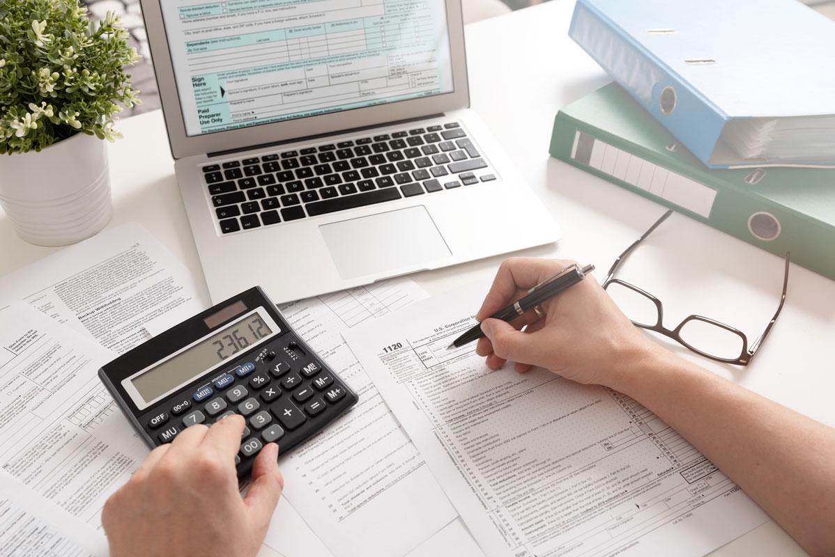 manejo de los documentos Contables y Financieros de una organización