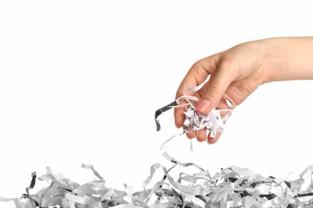 Por que no destruir documentos una vez digitalizados