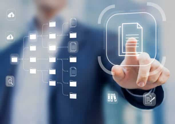Guía para empresas principiantes en la digitalización de documentos